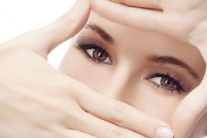 رفع گودی چشم