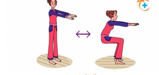 حرکات ورزشی برای لاغری شکم