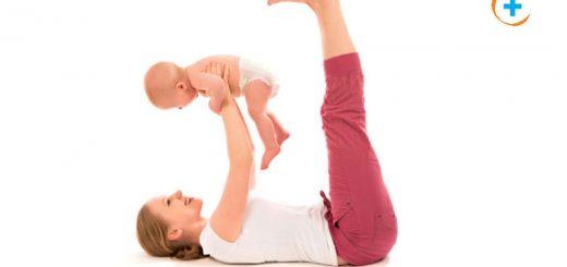 ورزش برای تازه مادران