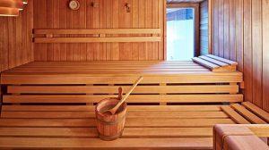 طراحی داخلی سونا