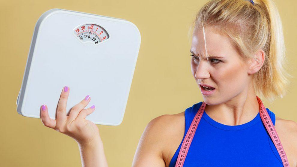 دلیل افزایش وزن