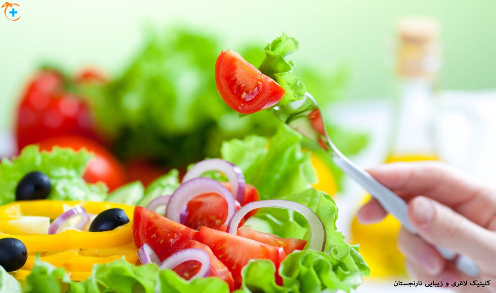 کاهش وزن، تغییر سبک زندگی