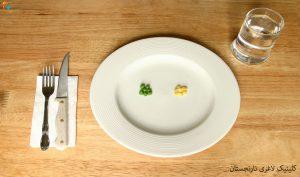 معرفی رژیم های معروف، غذای کم کالری