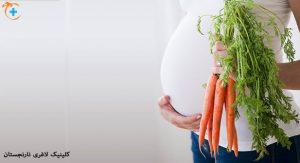 رژیم گیاه خواری در دورا بارداری
